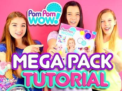 Tutorial Video for the Pom Pom Wow Mega Pack | Official PomPom Wow
