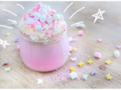 Unicorn Hot Chocolate | DIY | Noodlerella
