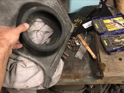 70-72 chevelle custom kick panel speakers how to DIY
