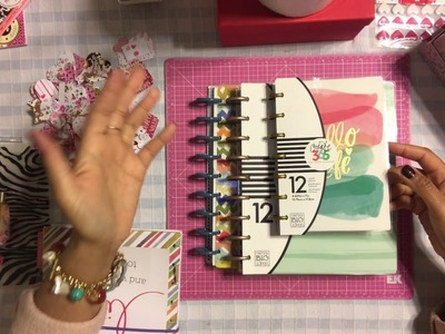 Current Planners -  How Many Planners I'm using for 2017 & Why
