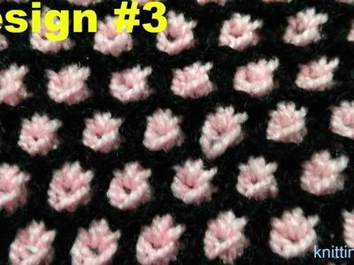 Easy knitting design #3