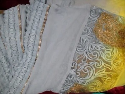 HOW TO CREATE RS.3000 SAREE IN RS.800-900| selfmade designer saree #