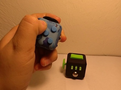 HOW TO DIFFERENTIATE A HIGHQ FIDGET CUBE TO A LOWQ USING JUST YOUR EYES