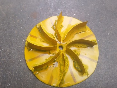 HOW TO MAKE A IMPELLER