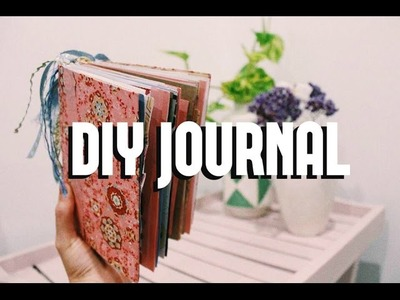 How to make a Journal. Flip Through