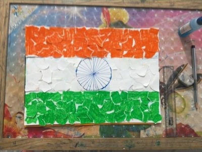How to make National Flag of INDIA