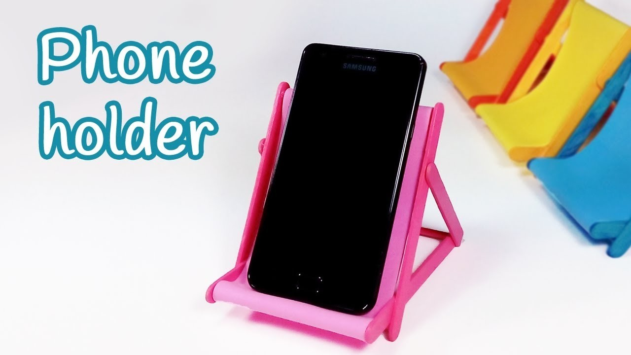 How To Make Phone Holder