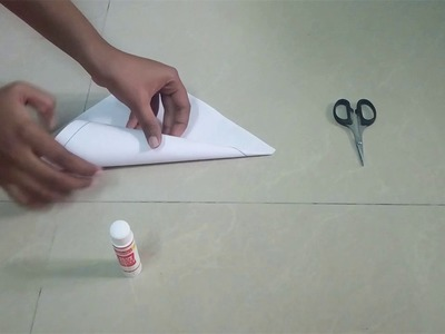 How to make rangoli cone.pen at home with paper