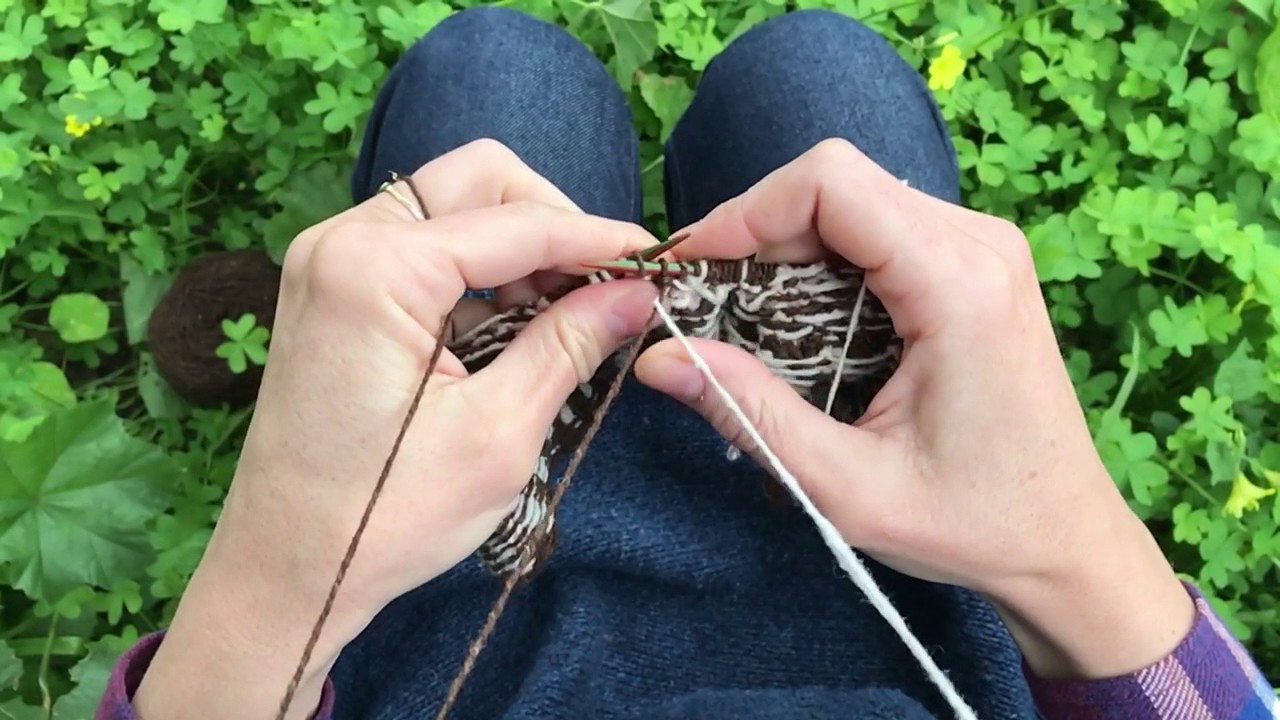 Portuguese Knitting Stranded Knitting