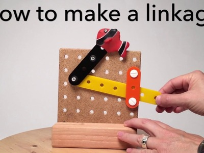 The Ingenuity Lab | How to Make a Linkage