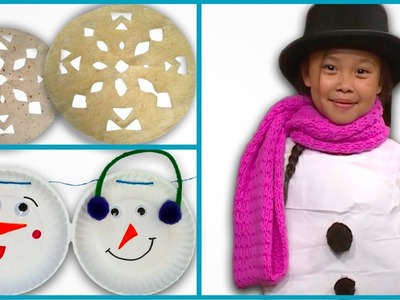 5 Winter DIY Crafts For Kids