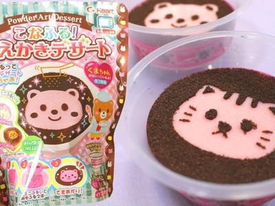 DIY CANDY! Oekaki Mousse Dessert [Popin' Cookin']