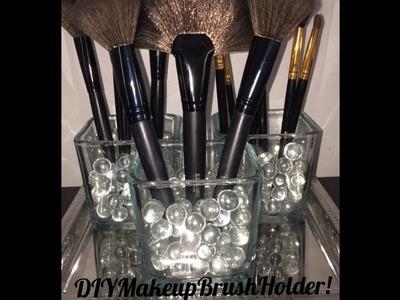 DIY | Makeup brush holder | Dollar tree | By Jesya_love