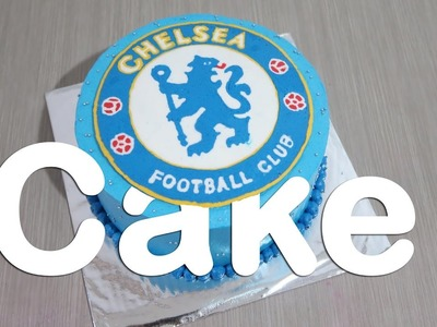 How to Make a Chelsea Cake Simple