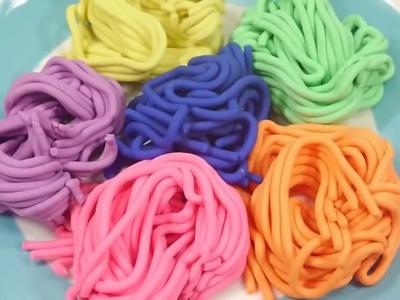 How To Make Play Doh Ramen Clay Toys Kit nursery rhymes | Kids Songs | Old Macdonald Had a Farm DIY