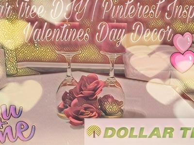 Cheap & Elegant Dollar Tree Valentines DIY | Pinterest Inspired