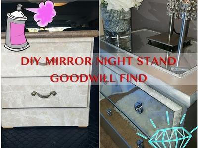 DIY: From This To That ZGALLERIE INSPIRED NIGHT STAND
