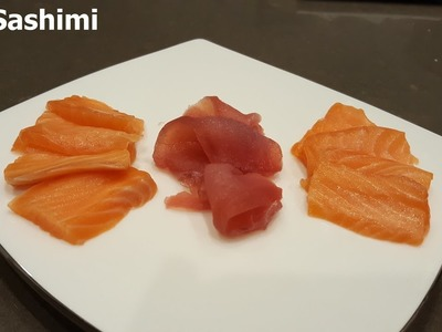 DIY Sashimi - So Easy!