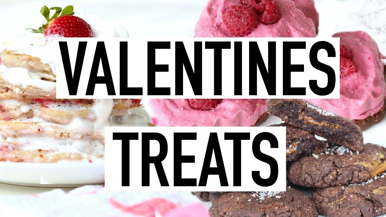 DIY Valentine's Day Treats! Easy And Yummy! Cooking With Liv Ep.11