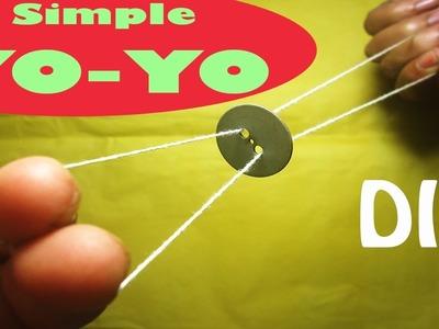 HowTo Make A Yo-Yo Easy Way of Simple DIY Toy YoYo