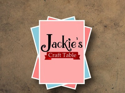 Jackie's Craft Table Trailer