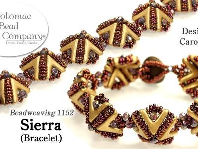 Sierra Design (Bracelet Tutorial)