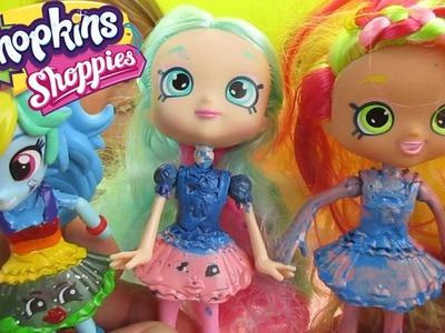 Custom DIY Shoppie Shopkins DollsTutorial