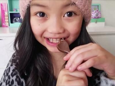 """DIY"" How to Make Yummy Chocolate Spoons"