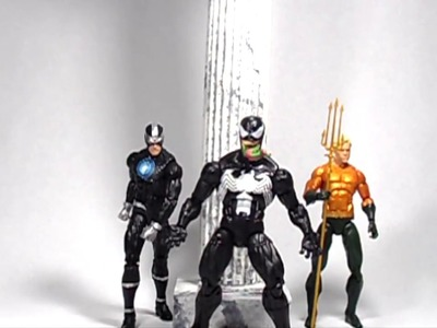 DIY Tutorial: 1:12 Scale Pillar | For Marvel Legends