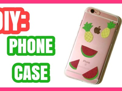 DIY Tutorial: The Most Easy Phone Case! | Super Easy!! | ORDANI DIY