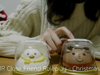 (ENG SUB)[Japanese ASMR]Merry Christmas
