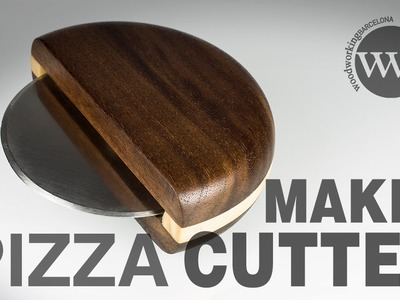 How to Make a Pizza Cutter