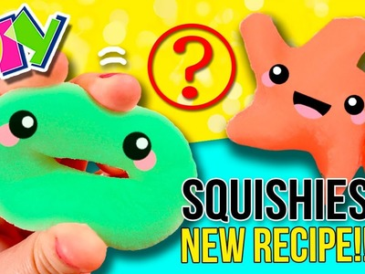 How to make homemade SQUISHIES