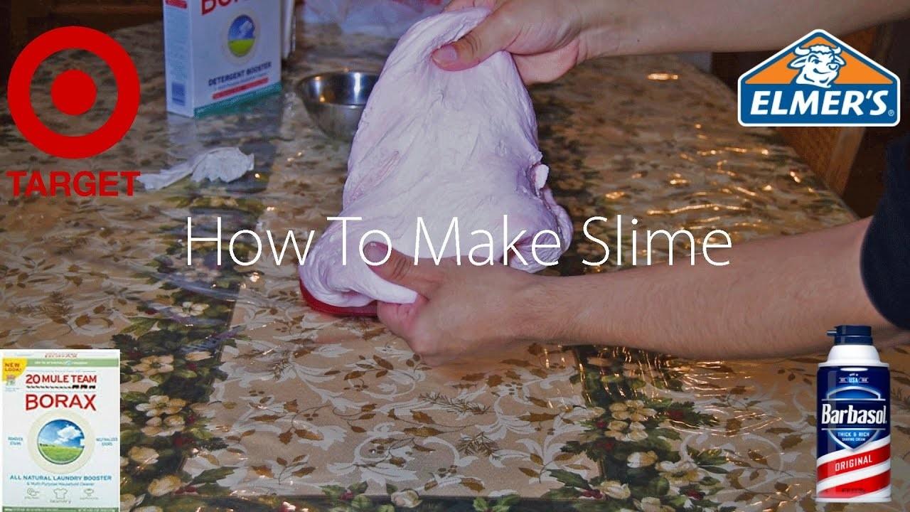 How To Make SLIME Under $11 Dollars DIY