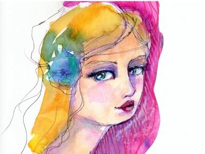 Jane Davenport Petite Palette Watercolors!