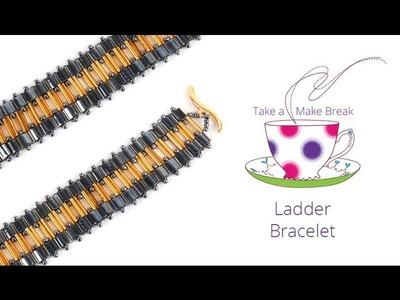 Ladder Bracelet | Take a Make Break with Debbie