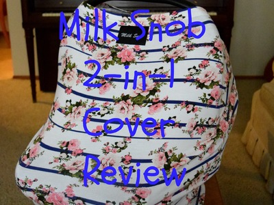 Milk Snob 2 in 1 Cover Review!