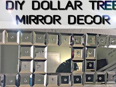 Part 1 | DOLLAR TREE MIRROR DIY | Z GALLERIE INSPIRED - $8