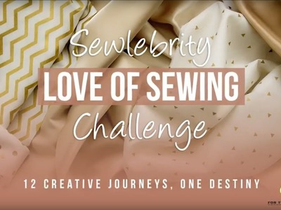 Sewlebrity Love of Sewing Challenge with Nancy Zieman Pt. 2