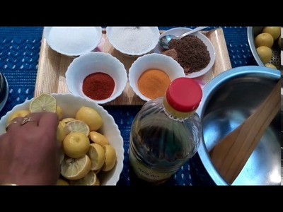 261 -  How to prepare LEMON