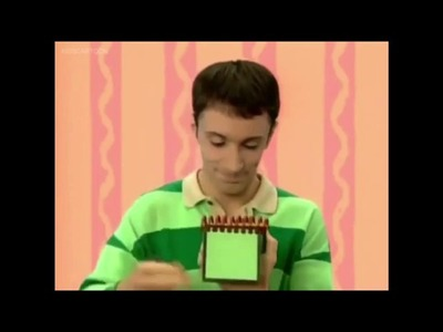 Blue's Clues How To Draw A Mouse (My Voice)