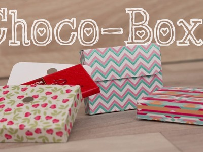 Easy tutorial -  How to create a gift box out of paper