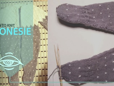 How to knit a onesie | pants and socks (part 2)
