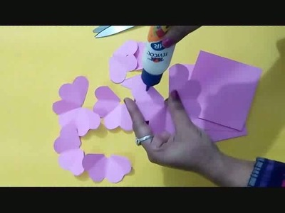 How to make Paper Rose tutorial