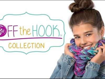 How to: Off The Hook - Arm Knitting Set