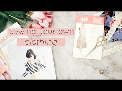 How to Start Sewing Your Own Clothes: Tips & Resources for Beginners | Chic Éthique