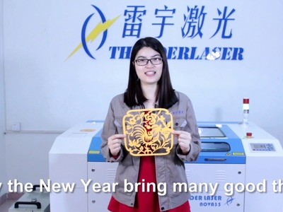 Laser cutting paper – Chinese Paper Cut