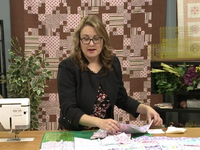 My First Quilt - Episode 202 Preview - How to Make a Rag Quilt