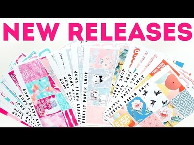 New Weekly Kit Releases!. Firefly Paper Shop