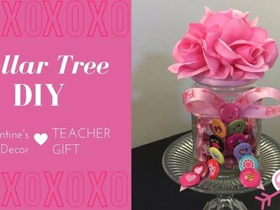 Dollar Tree DIY| Valentine's Decor| Gift Idea 2017